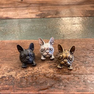 "French Bulldog Dog Ring 3 Colors ""2020 New Item"""
