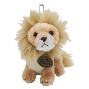 Nature Kids Real LION Ball Chain Soft Toy