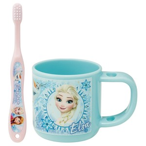 Stand Cup Toothbrush Set Frozen