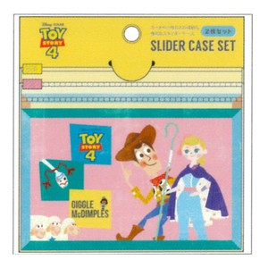 Disney Toy Story Slider Case Set