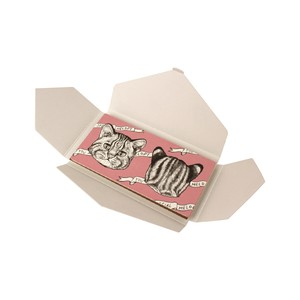 Message Card Set Rectangle Card Wildcat