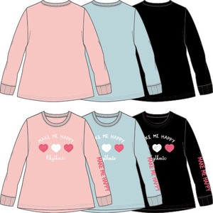 Raised Back Sweatshirt 3 Colors 30cm