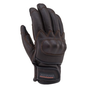 Skin Glove Type Smartphone Brown Size S