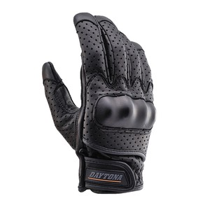 Skin Punching Mesh Glove Type Smartphone Black