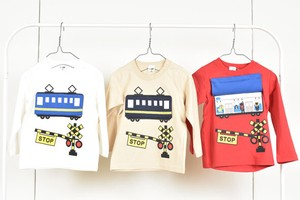 Train Long T-shirt