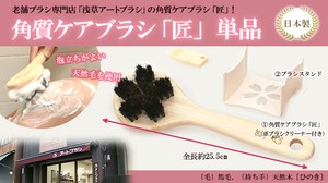 Asakusa Art Brush Body Brush Set