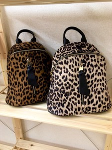 """2020 New Item"" Leopard Backpack"