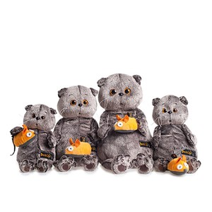 Mouse Cat Soft Toy Gift Present Celebration