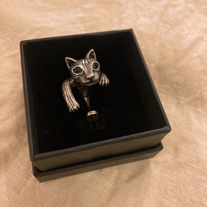 Cat Ring [ 2020NewItem ]
