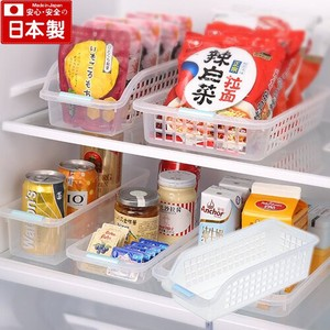 Refrigerator Storage Basket Deep Clear