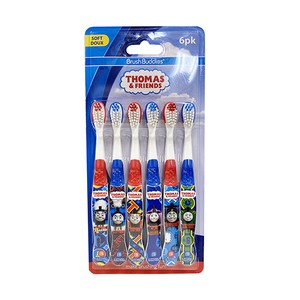 Architect Thoma Toothbrush 6 Pcs Set