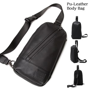 soft Leather Body Bag