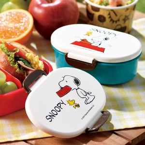 Snoopy Happy Lunch Box Bento Box 2 Colors