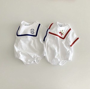 Korea Fashion Korea Children's Clothing Newborn S/S Children's Clothing Rompers