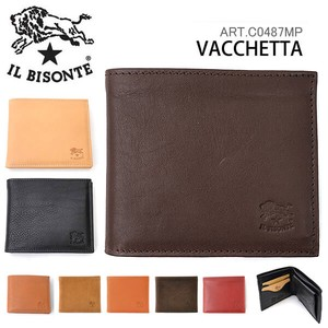 Leather Wallet Cow Leather Wallet Unisex Italy
