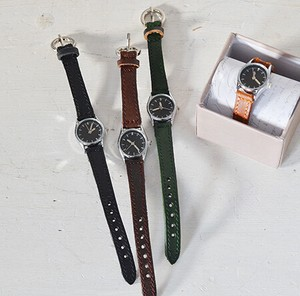 Accessory Circle Dial Wrist Watch