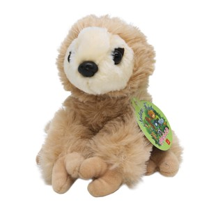 Nature Kids Sloth Magnet Soft Toy