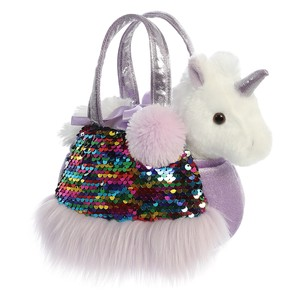 Unicorn Rainbow Soft Toy