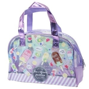 Ice Candy Vinyl Overnight Bag
