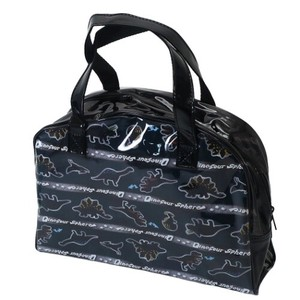 Dinosaur Vinyl Overnight Bag