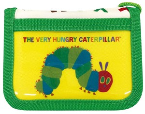Hungry Bug, Flower & Plant Book Wallet Green