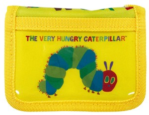 Hungry Bug, Flower & Plant Book Wallet Yellow