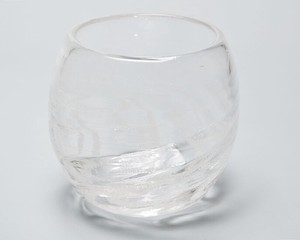 Glass Shell Clear Glass Clear