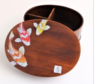 Japanese Pattern Bento Box