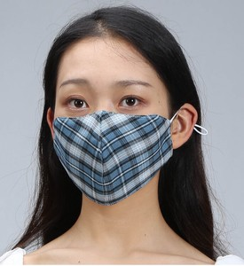 Mask Fashion Checkered Mask For women Unisex