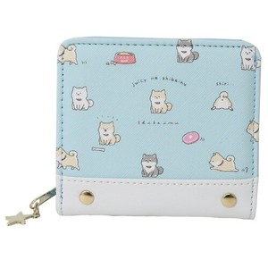 Wallet Objects and Ornaments Ornament Dog Clamshell Wallet