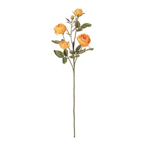 rose Rose Gold Yellow Artificial Flower Flower Rose