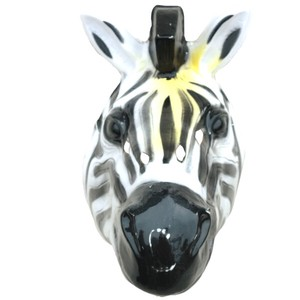 Animal Mask Zebra