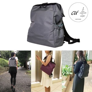 Body Friendly backpack Gray
