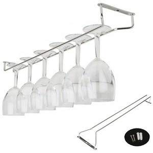 [ 2020NewItem ] Stainless Wine Rack Glass Holder Clothes Hanger