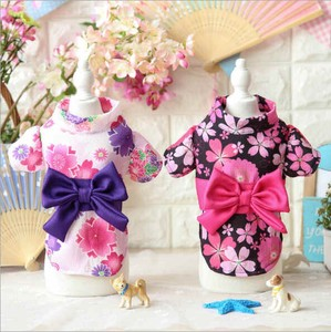 Popular Yukata Yukata Dog Wear Dog Dog Pet Pet Product