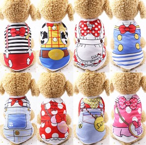 S/S Small Size Dog Wear Pet Dog Wear Cat for Dog Pet Product cat