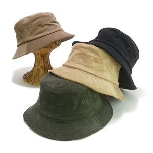 CORDUROY Plain BUCKET HAT Young Hats & Cap