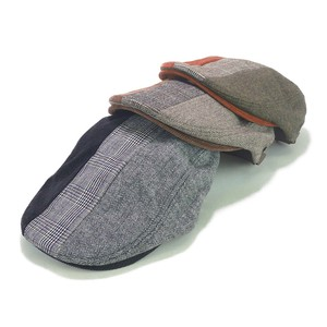 Checkered Switching Flat cap Young Hats & Cap