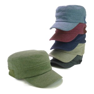 Knitted soft Wet Military Cap Young Hats & Cap