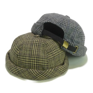 Checkered Cap Young Hats & Cap