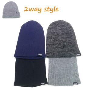 Patch Knitted Watch Cap Young Hats & Cap
