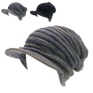 Acrylic Knitted Casquette Young Hats & Cap
