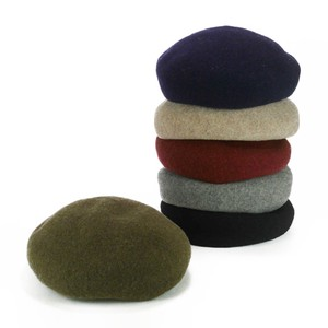 Solid Wool Beret Ladies Hats & Cap