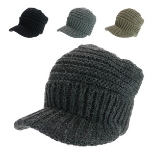 Knitted Work Casquette Young Hats & Cap