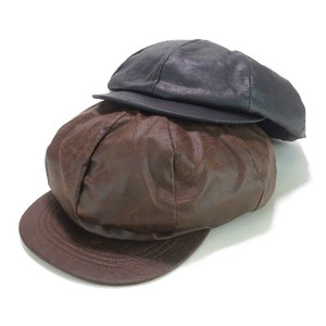 Eco Rack Leather Panel Casquette Young Hats & Cap