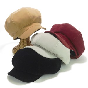 Mat Velour Panel Casquette Young Hats & Cap