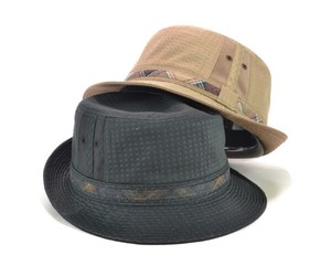 Echizen Checkered pen Hat Men's Hats & Cap