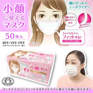 Mask Ladies for Kids 50 Pcs Industry Mark Test