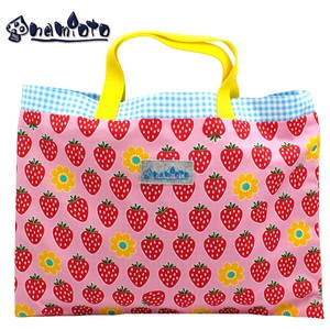 "Picture Book Pink Lesson Bag Standard Hand Maid Tote Bag ""2020 New Item"""