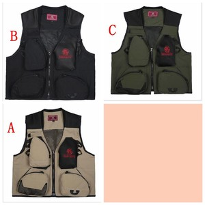 [ 2020NewItem ] Multiple Functions Fishing Vest